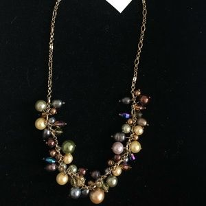 Jewelry - 💕Beautiful fall toned necklaces